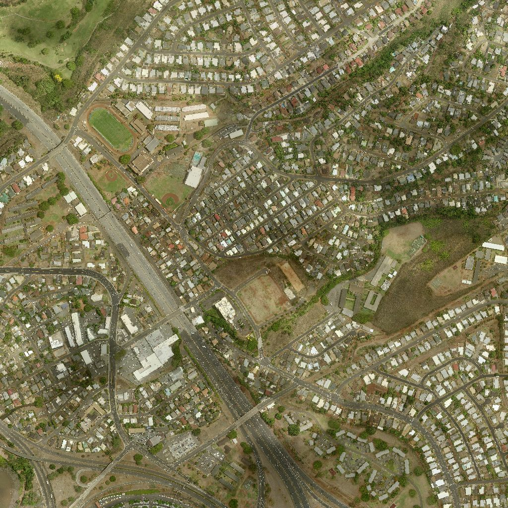 Usgs high resolution orthoimagery for honolulu hawaii tiled high resolution orthoimagery hro publicscrutiny Choice Image
