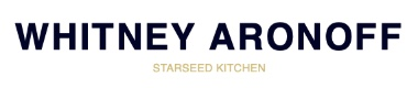 Whitney Aronoff | Starseed Kitchen