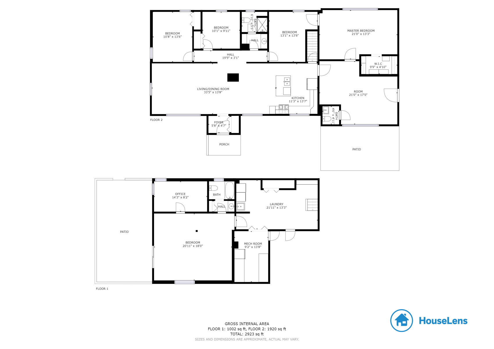 4040 Mills Road Floorplan