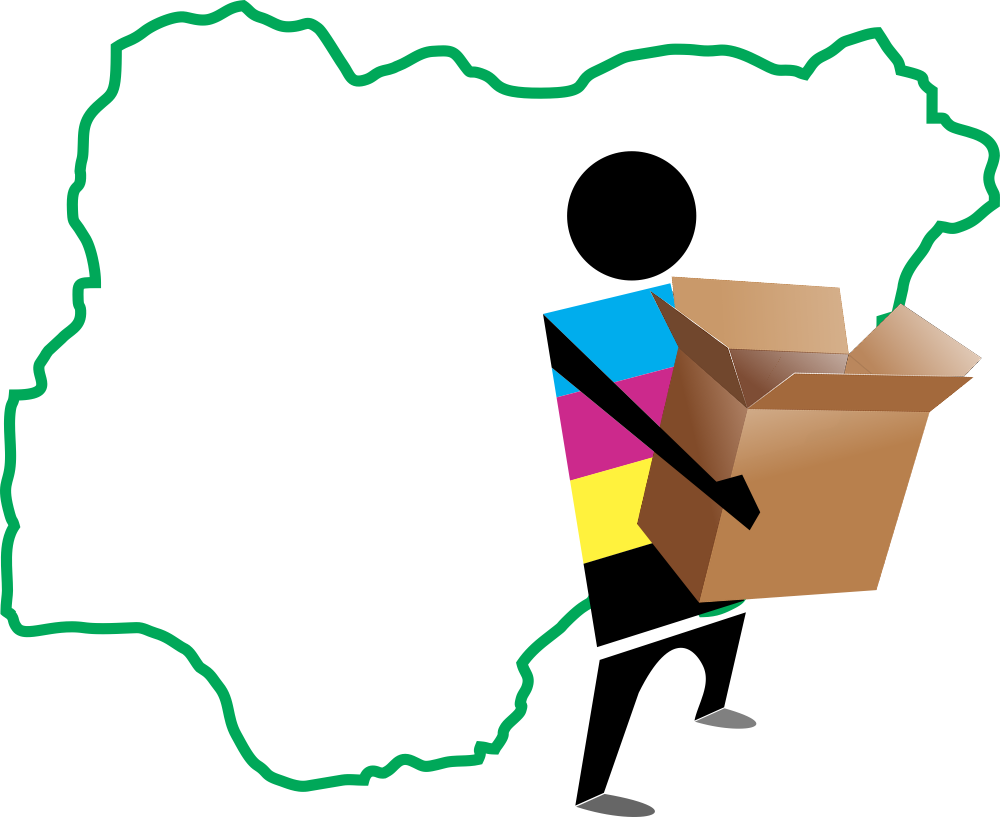 Printivo delivers Print services across Nigeria
