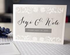 Beautiful wedding invitation in lagos nigeria printivo wedding invitations stopboris Image collections