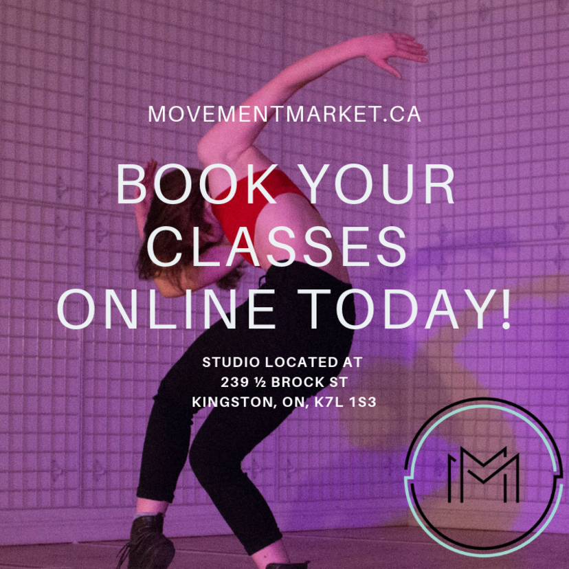 Movement Market in KINGSTON, ON, CA | MINDBODY
