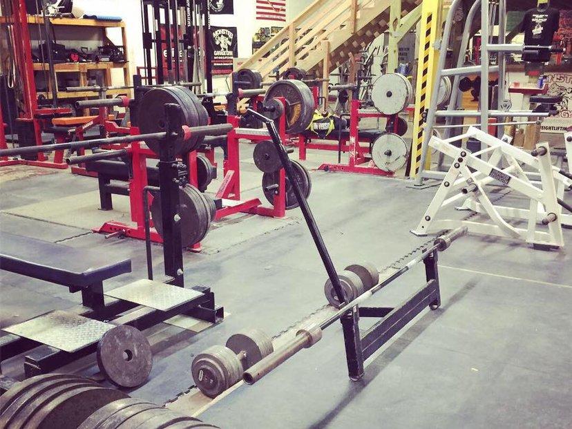 Monster garage gym mindbody