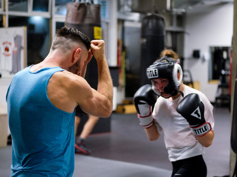3rd Street Boxing Gym in San Francisco, CA, US | MINDBODY