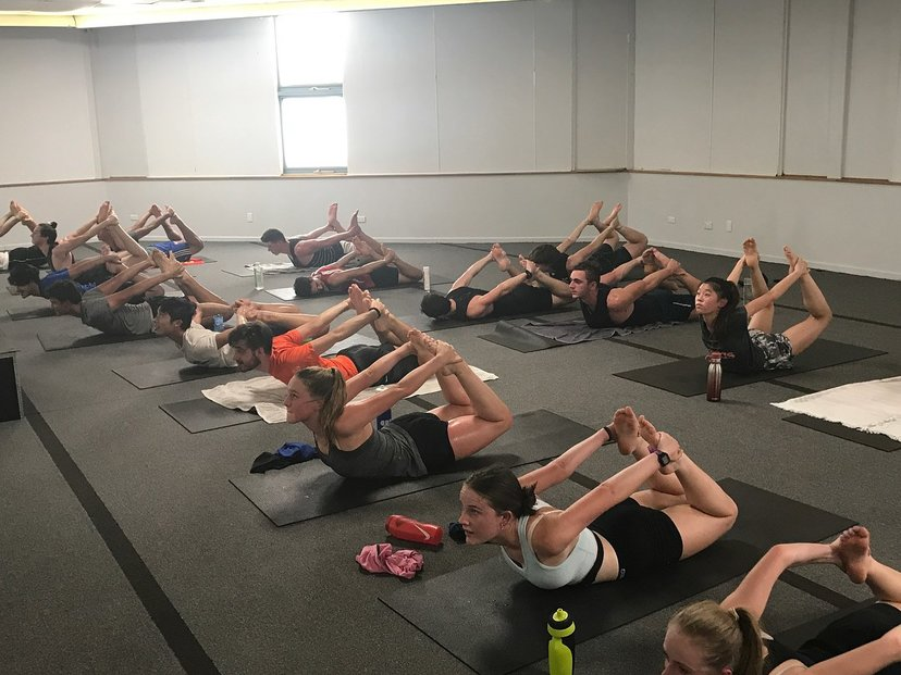 Intermediate Class Members Only Booking Essential For 1st Class In Mitchell Act Au Mindbody