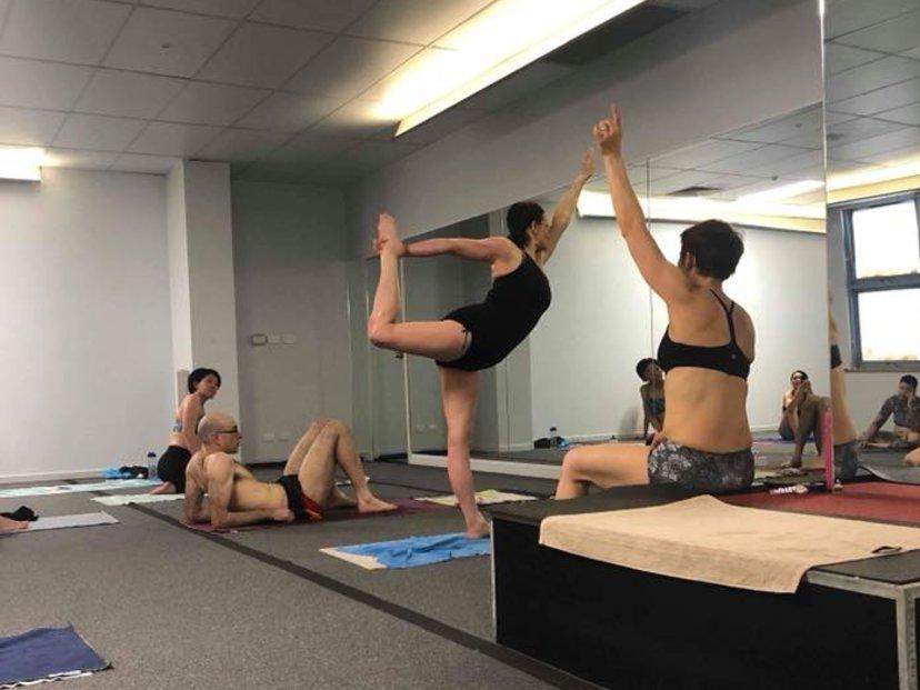 Yoga Studios In Mitchell Act Mindbody
