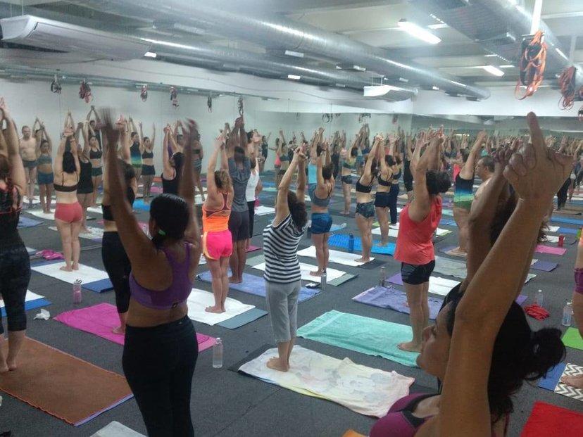 Yoga Studios In Guadalajara Jal Mindbody