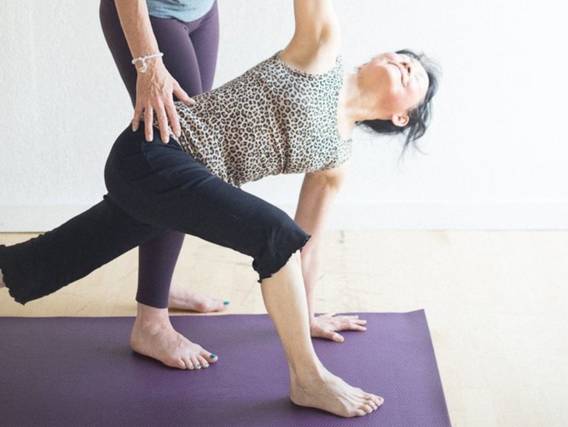 Anusara Yoga Zoom Intermediate Level In Berkeley Ca Us Mindbody