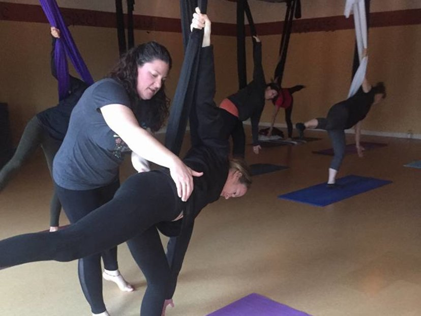 Peaceful Power Yoga Flow In Studio In Oconomowoc Wi Us Mindbody