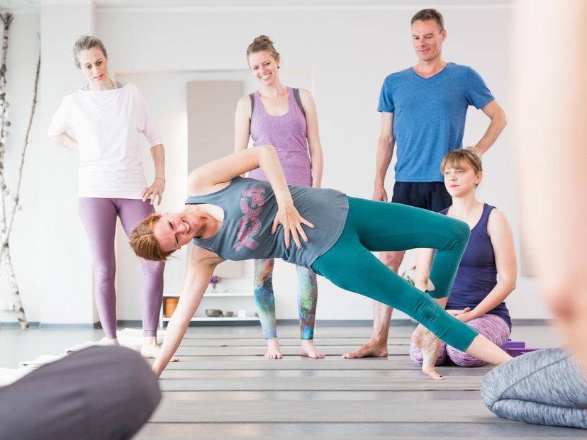Happy Yoga Mindbody