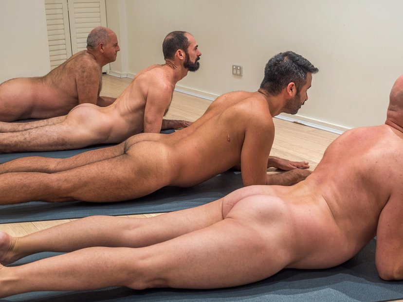 Hatha Yoga - Naked [Men] - All levels of experience in ...