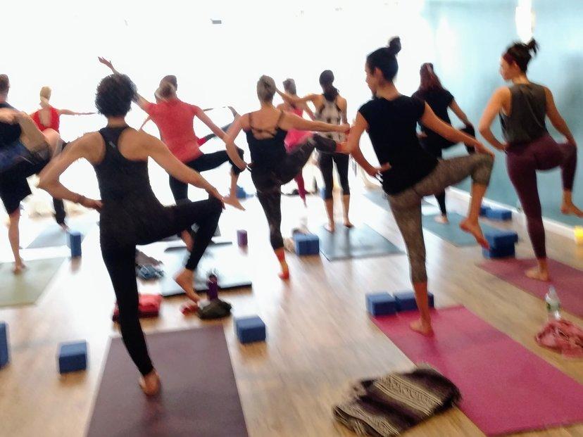 Yoga Basics (Strengthen/Stretch/Restore) - MINDBODY