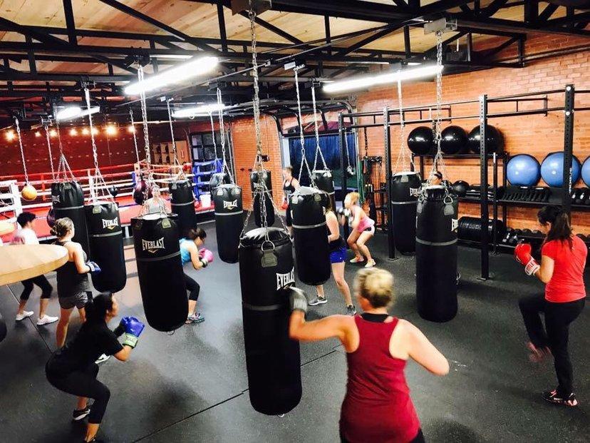 Jefferson Street Boxing Club in Kaufman, TX, US   MINDBODY