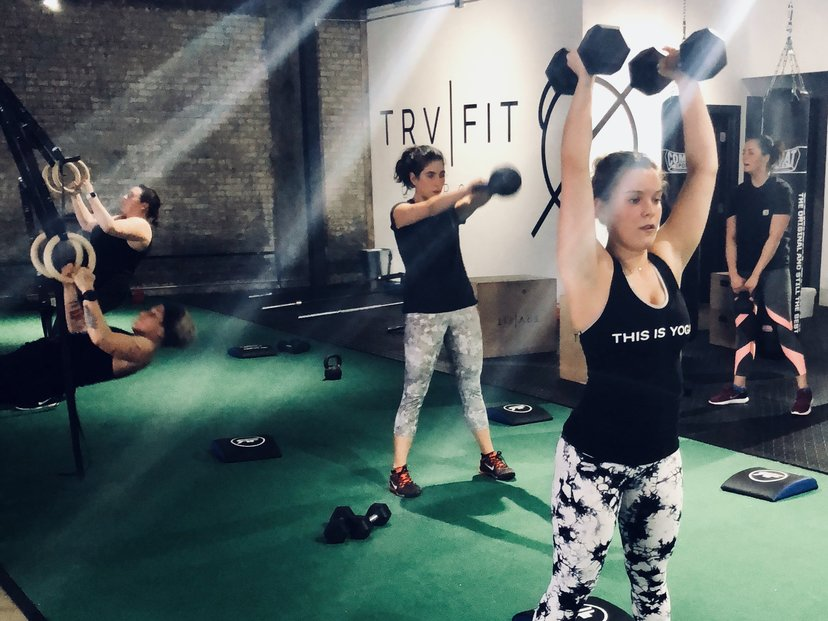 TruFit Fitness - Detroit in Detroit, MI, US | MINDBODY