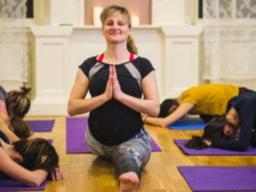 Dynamic Yoga Flow L1 L2 Mindbody