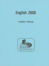 English 2600 tg