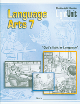 Language arts 7 lu