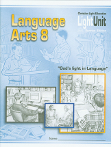 Language arts 8 lu