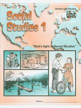 Social studies 1 lu