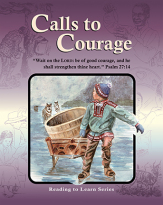 Calls to courage