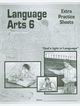 Language arts 6 extra practice sheets