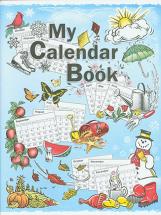 My calendar book