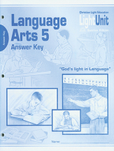 Language arts 5 ak