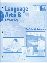 Language arts 6 ak