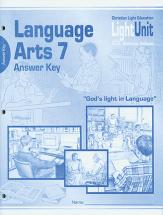 Language arts 7 ak
