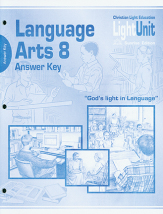 Language arts 8 ak