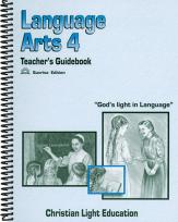 Language arts 4 tg
