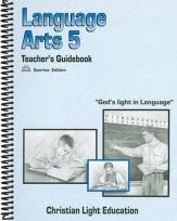 Language arts 5 tg
