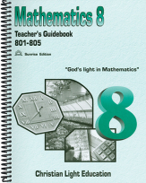 Math 8 book 1 tg