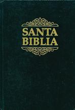 Santa biblia hardcover