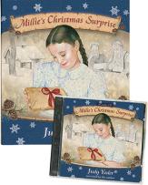 Millie s christmas surprise cd book set