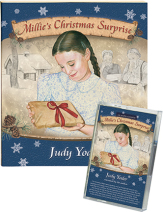 Millie s christmas surprise cassette and book set