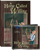 A horse called willing cd book set