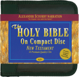 Bible on cd new testament