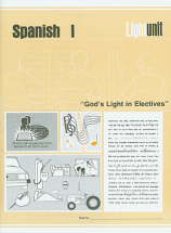 Spanish i lu 8