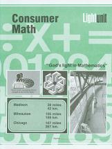 Consumer math lu