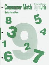 Consumer math ak