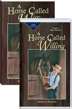 A horse called willing cassette book set
