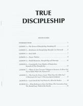 True discipleship study guide