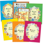 Abc readiness set 7 books