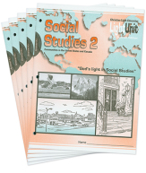 Social studies 2 ak set