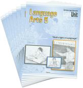 Language arts 5 lu set
