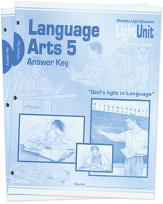 Language arts 5 ak set