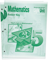 Math 5 ak set