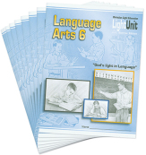 Language arts 6 lu sets