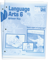 Language arts 6 ak set